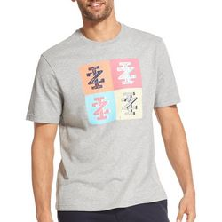 IZOD Mens IZ Pop Graphic T-Shirt