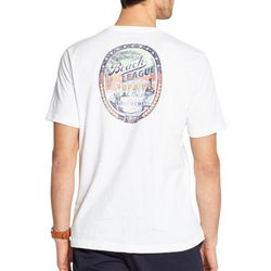 IZOD Mens Saltwater Beach League T-Shirt