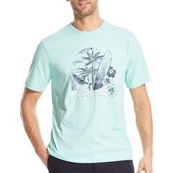 IZOD Mens Saltwater Surf Champs T-Shirt