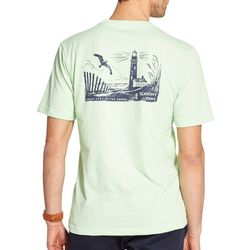 IZOD Mens Seamont Point T-Shirt