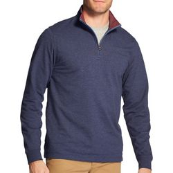 IZOD Mens Nauset Classic Fit Light 1/4 Zip Sweater