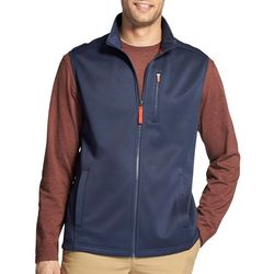IZOD Mens Advantage Performance Fleece Vest