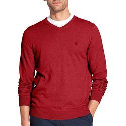 IZOD Mens Premium Essentials Heathered Sweater