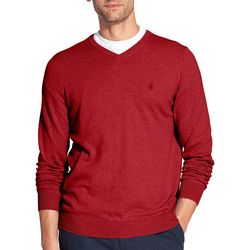 IZOD Mens Premium Essentials Heathered Sweater
