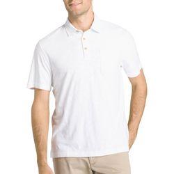 IZOD Mens Wellfleet Polo Shirt