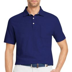 IZOD Mens Wellfleet Polo Shirt