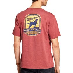 IZOD Mens Golden Dayz Short Sleeve T-Shirt