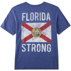 Florida Strong Mens Florida State Flag Graphic T-Shirt