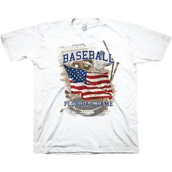Authentic Classics Mens Florida Baseball T-Shirt