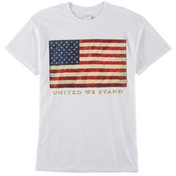 Authentic Classics Mens United We Stand T-Shirt