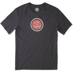Life Is Good Mens Logo T-Shirt