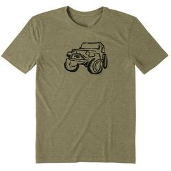 Life Is Good Mens Let The Good Times Roll Cool T-Shirt