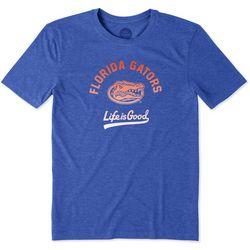 Florida Gators Mens Logo T-Shirt by Life Is Good