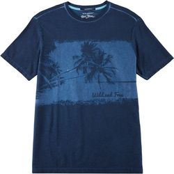 Elvis Presley Blue Hawaii Wild & Free Short Sleeve T-Shirt