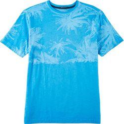 Elvis Presley Blue Hawaii Palm Branch Short Sleeve