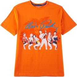 Elvis Presley Blue Hawaii Dance Girl Short Sleeve T-Shirt
