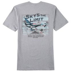 Boca Islandwear Mens Fly USA T-Shirt