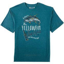 Paradise Shores Mens Yellowfin Bar T-Shirt