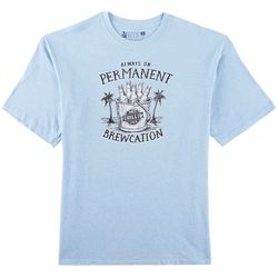 Paradise Shores Mens Permanent Brewcation T-Shirt