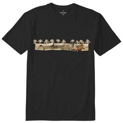 Paradise Shores Mens Peirside Woodie T-Shirt