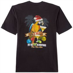 Paradise Shores Mens Uno Mas Parrot T-Shirt