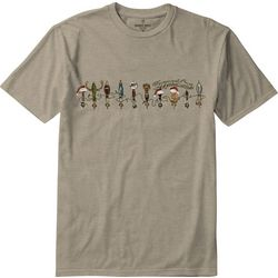 Paradise Shores Mens Tapped Out Holiday T-Shirt