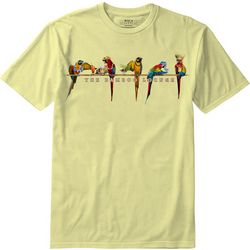 Boca Islandwear Mens Bamboo Lounge T-Shirt