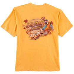 Paradise Shores Mens Bad Parrot Cantina T-Shirt