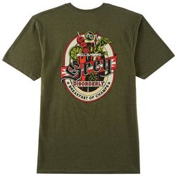 Grey & Disorderly Mens Breakfast Of Champs T-Shirt