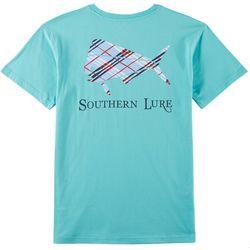 Southern Lure Mens Plaid D1 T-Shirt