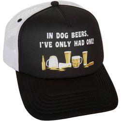 Grey & Disorderly Mens Beers Mesh Trucker Hat