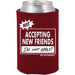 Grey & Disorderly Not Accepting New Friends Can