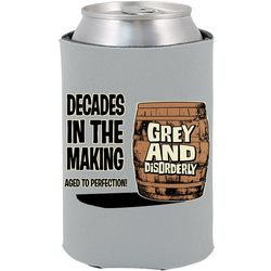 Grey & Disorderly Decades In The Making Can