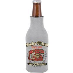 Grey & Disorderly Senior Citizen Text Codes Bottle