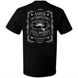 Grey & Disorderly Mens Aged To Perfection T-Shirt