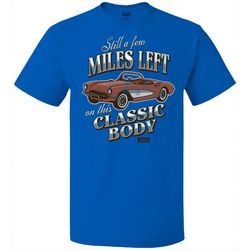 Grey & Disorderly Mens Classic Car T-Shirt