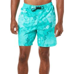 Reel Legends Mens Aquatica Weathered Pool Boardshorts