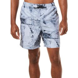 Reel Legends Mens Aquatica Plaster Boardshorts