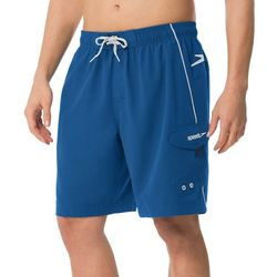 Speedo Mens 9'' New Marina Volley Swim Shorts