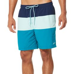 Speedo Mens Colorblocked Volley Shorts