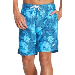 Speedo Mens Bondi Tropical Flower Boardshorts