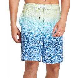 Speedo Mens Bondi Flower Boardshorts
