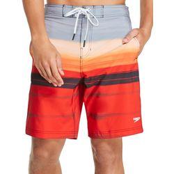Speedo Mens Bondi Stripe Boardshorts