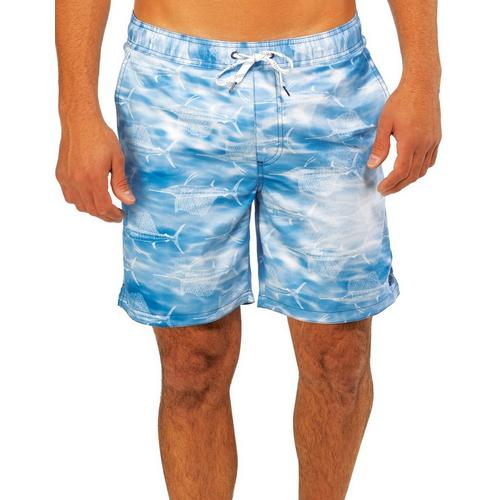 be14676fcf Caribbean Joe Mens Sailfish Eboard Swim Trunks | Bealls Florida