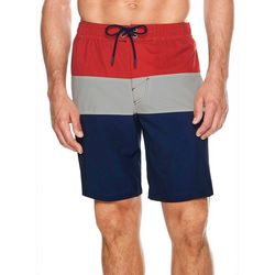 Reebok Mens Blockheads Volley Swim Trunks