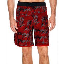 Reebok Mens Camo Print Boardshorts
