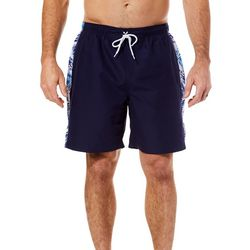 Boca Classics Mens Side Splice Swim Trunks