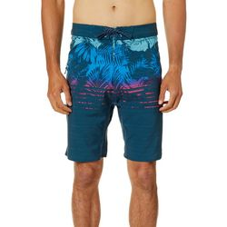 Burnside Mens One Love Boardshorts