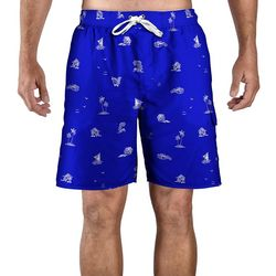 Newport Blue Mens South Beach Swim Trunks