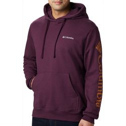 Columbia Mens Viewmont II Sleeve Graphic Hoodie